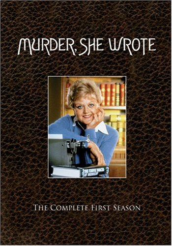 Murder, She Wrote, The Complete First Season on DVD